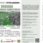 Cursos Corredores Verdes y Bosques Comestibles